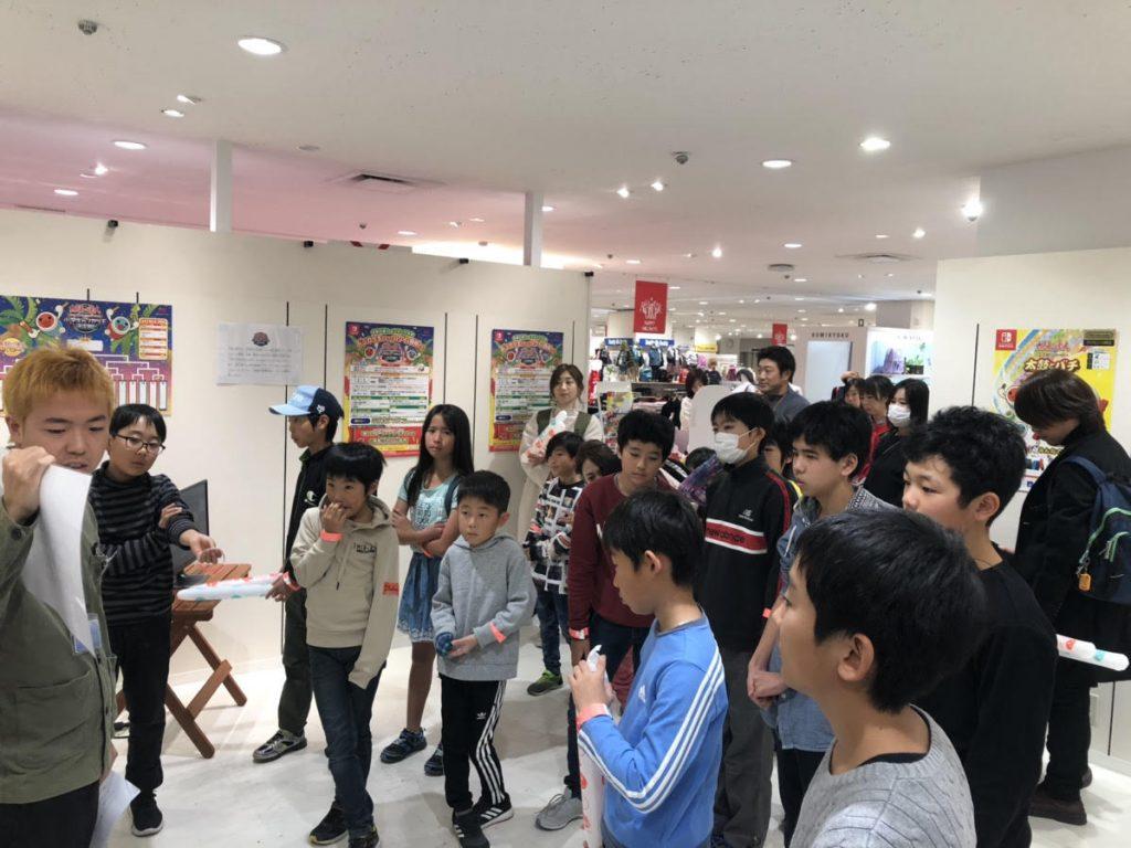 太鼓の達人~小学生ドンカツ王決定戦~の写真2