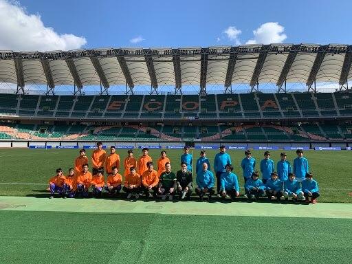 NTT西日本グループカップ 第53回静岡県U-12サッカー大会 eスポーツエキシビジョンマッチの写真1