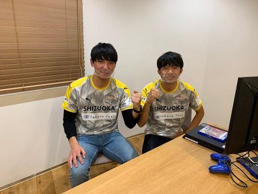全国都道府県対抗eスポーツ選手権 2020 KAGOSHIMA ウイニングイレブン静岡会場の写真1
